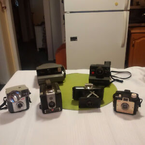ANTIQUE AND VINTAGE CAMERAS   **SEE EACH CAMERA PRICE**