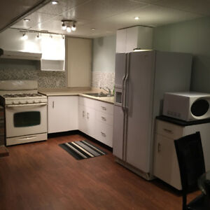 2 Bedroom Basement Suite in Cranbrook Available Nov 1