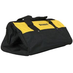 """New! Dewalt Heavy-Duty Contractor Tool Bag 12""""/13""""/15"""" $10/15/20"""