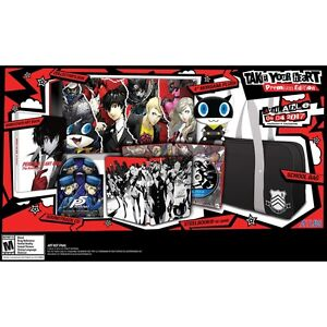 """Persona 5 """"Take Your Heart"""" Edition"""