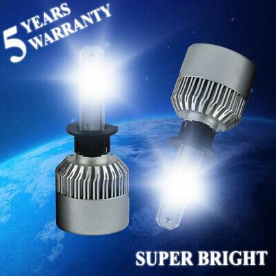 H1 3000W 450000LM LED Headlight Kit Bulbs 6000K Super Bright Fog Bulbs Lights