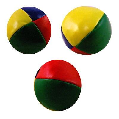3 Stück Jonglierbälle Jonglieren Jonglage Beanbags jonglieren Jonglier Bälle