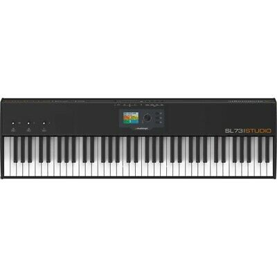 Studiologic SL73 Studio 73-Key Hammer Action MIDI Controller Keyboard (B-STOCK)