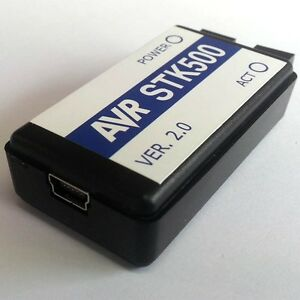 STK500 AVR ISP USB Programmer WIN7/8/10 & AVR STUDIO 4/6/7 ATMEL ATMEGA AVRISP