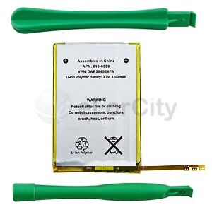 NEW Replacement Battery for IPod Touch 4th Gen 4G+Tools USA