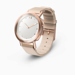 LNIB MISFIT PATH HYBRID SMART WATCH ROSE GOLD