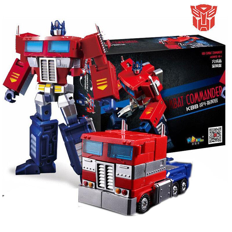 "4.5"" Transformers G1 Autobots Masterpiece MP-10 Optimus Prime Action Figure Xmas"