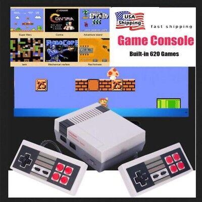 Grey Systems - For Nintendo Mini Classic Game Console 620 Games Built In For Nintendo NES