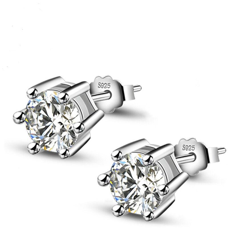 Six Claw Silver Clear