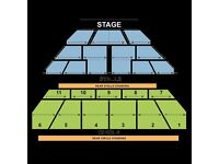 Bjork 2 x Seated Tickets Eventim Apollo 24/9/16