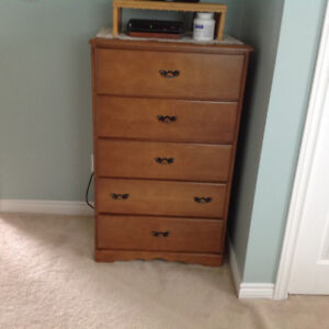 Matching dressers for sale.