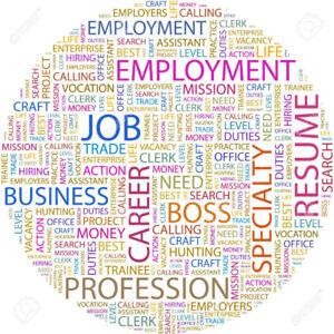JOBS AVAILABLE IN DURHAM REGION & EAST YORK