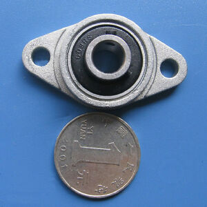 FL08-8mm-Mounted-Block-Cast-Housing-Self-aligning-Pillow-Bearing