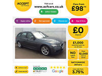 Grey BMW 335D 3.0 Xdrive M Sport Estate FROM £98 PER WEEK!