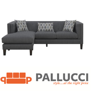 ADORA REVERSIBLE SECTIONAL - $1199 NO TAX - FREE LOCAL DELIVERY