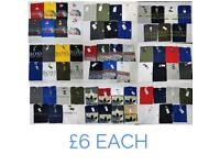 MENS T SHIRTS (GUCCI, HUGO BOSS, ARMANI, ADIDAS, POLO RALPH LAUREN, THE NORTH FACE, MONCLER,LACOSTE)