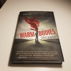 Warm Bodies Hardcover - Isaac Marion