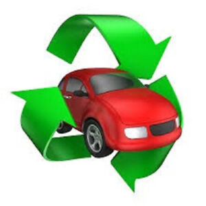 TOP MONEY FOR YOUR SCRAP CARS. UP TO 1000$ CASH!!