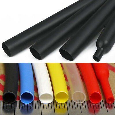 1.6mm 3:1 Adhesive Lined Heat Shrink Tubing ROHS 5M