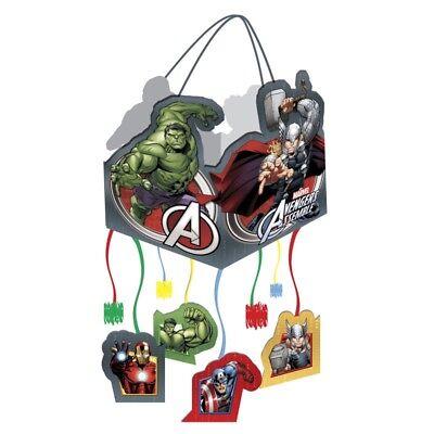 Marvel Avengers Assemble Superhelden Kindergeburtstag PINATA