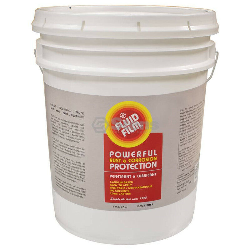 FLUID FILM NAS5 5gal Liquid Lubricant & Corrosion Protection