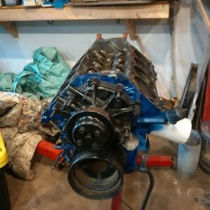 SBF 331 stroker engine
