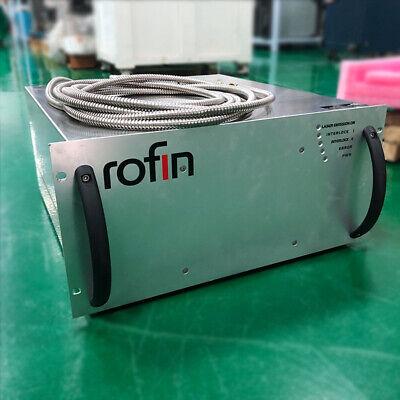 Used Rofin Sf 400550 Oem Pulse Fiber Laser