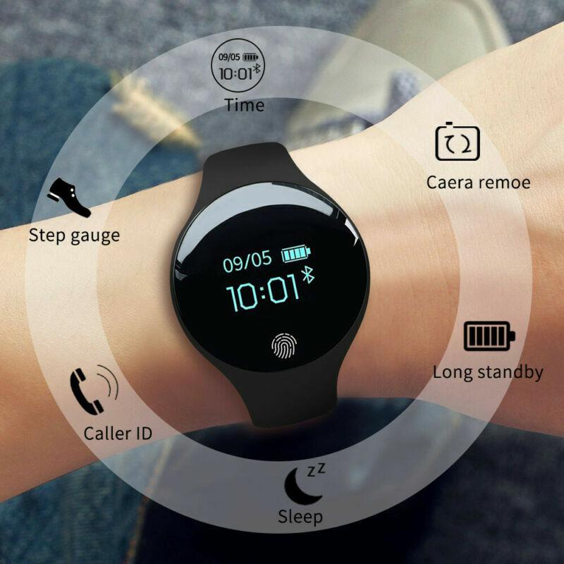 Sanda Men Women Smart Digital Watch Sport Intelligent Pedome