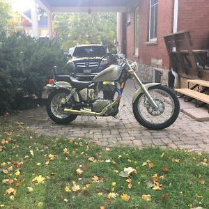 Mint Suzuki savage 650 for sale