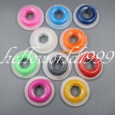 Orthodontic Dental Elastolink Elastic Ultra Power Chain Short Traction 44 Colors
