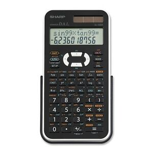 Sharp EL-520X Scientific Calculator