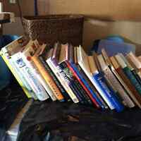 35 Various Cookbooks  Less than $3.00 each.  Most cost $20.00