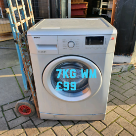 Beko 7kg washing machine free delivery in Leicester 05