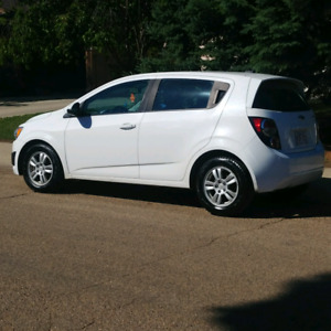 2012 Chevy Sonic $4400 Firm