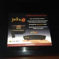 JADOO TV 3 BOX WITH ALL ORGINAL ACCESSORIES HURRY WITH BOX