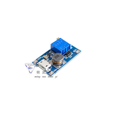 2PCS DC-DC 2A Booster Board MT3608 Step up Module 2~24V to 5~28V Replace XL6009