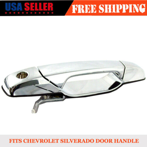 Front,Left Driver Side DOOR OUTER HANDLE For Chevy,GMC Silverado,Suburban,Sierra