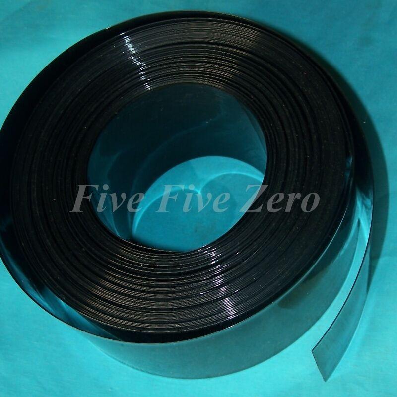 475mm diameter 302mm PVC Heat Shrink Tubing ( for Battery Wrap ) -1/2/5 Meters