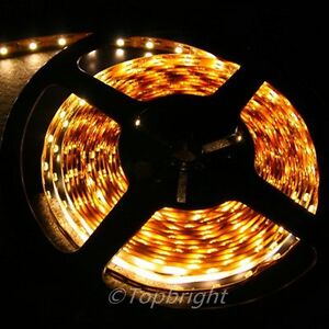 5m-500cm-Warm-White-SMD-3528-Flexible-300-LED-Strip