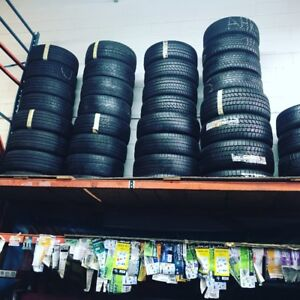 Winter blow out sales on Used & New Tires!!!! Call & Text Now