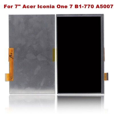 """LCD Display Screen Replacement For 7"""" Acer Iconia One 7 B1-770 A5007 Repair Tool"""