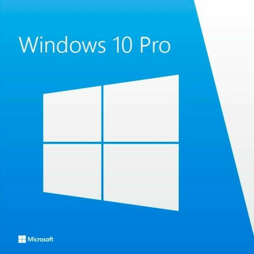 WIN 10 PRO 32/64 BITS ORIGINAL MULTILANGUAGE DIGITAL KEY WINDOWS