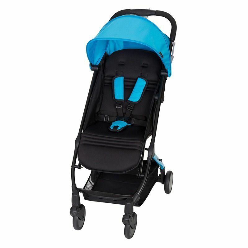 Baby Trend® Tri-Fold Mini Stroller - Malibu Blue NEW