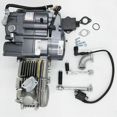 LIFAN 150CC OIL COOLED ENGINE MOTOR SDG SSR PIT BIKE MANUAL CLUTCH 1N234