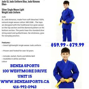 Judo Gi, Judo Uniform Starting from $48.99 Free Shipping Any Order Over $50