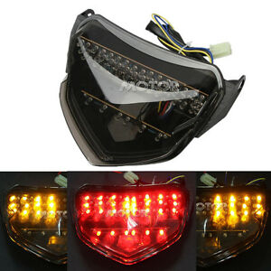 Brake Tail light Integrated Turn Signals For SUZUKI GSX-R GSXR 600 750 2004 2005