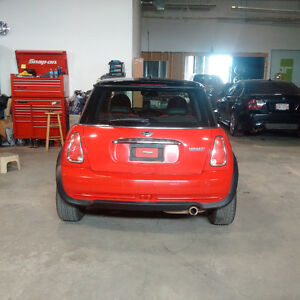 2006 MINI Mini Cooper Hat back Coupe (2 door)