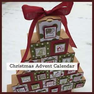 Count Down to Christmas Advent Calendar