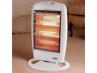 Coopers Oscillating Halogen Heater