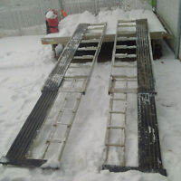 Marathon Sled-ATV Deck for Long Box truck